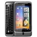 HTC Desire Z voor de HTC
