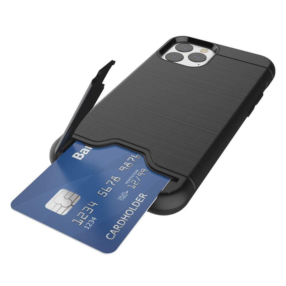 Apple iPhone 11 Pro hoesje met opbergmogelijkheid voor