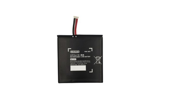 Batterij Nintendo Switch - HAC-003 - 4310mAh