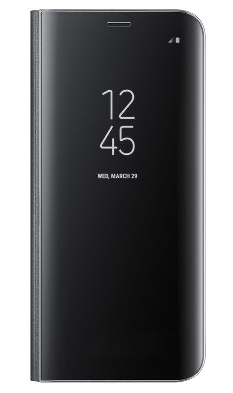 Clear View cover Samsung Galaxy S8 EF-ZG950CBE zwart