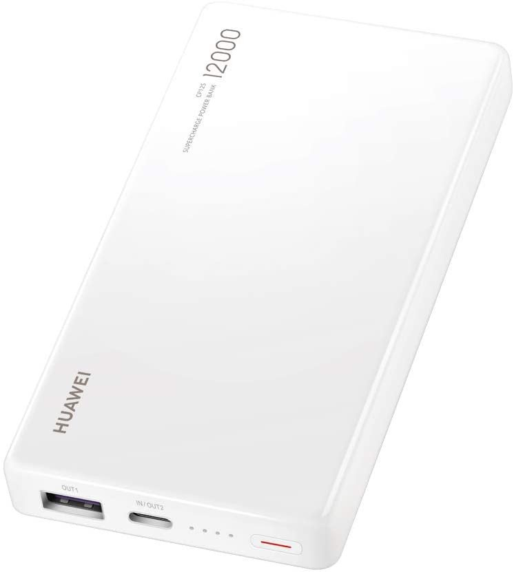 CP12s Huawei SuperCharge Power Bank 12000mAh - 40W