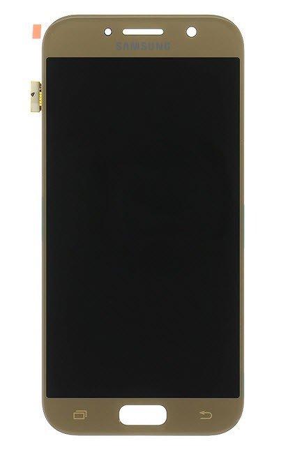 Display module Samsung Galaxy A5 2017 goud