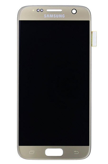 Display module Samsung Galaxy S7 goud