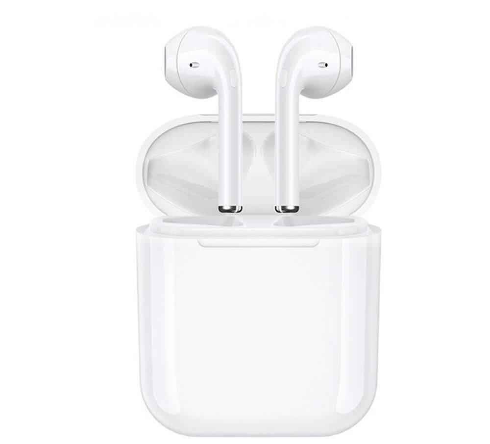 Draadloze earbuds F10 Pro / i10 TWS met oplaadcase