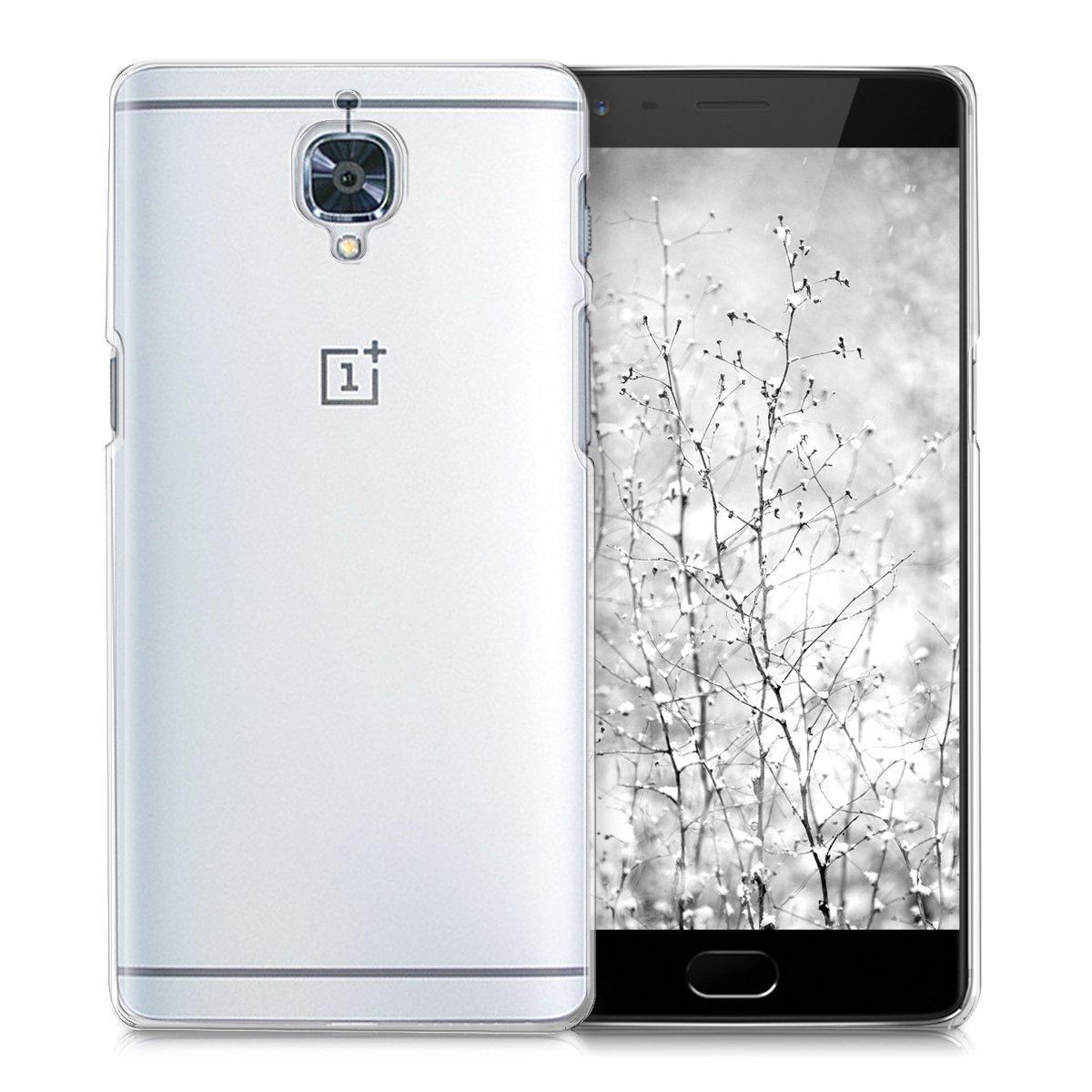 Hoesje OnePlus 3 hard case transparant