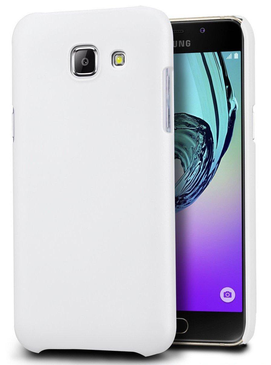 best service aa743 1a9a7 Hoesje Samsung Galaxy A3 2016 hard case wit