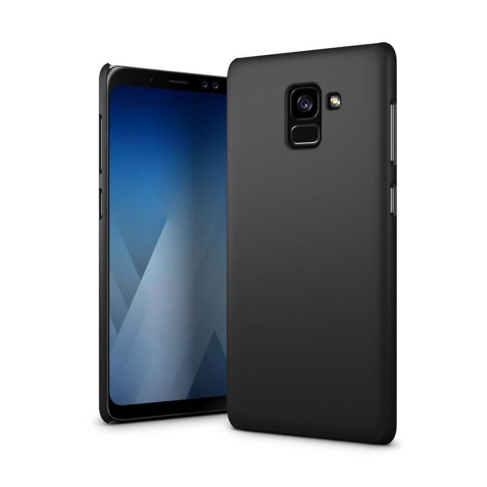 wholesale dealer 51ef1 59fb7 Hoesje Samsung Galaxy A8 2018 hard case zwart