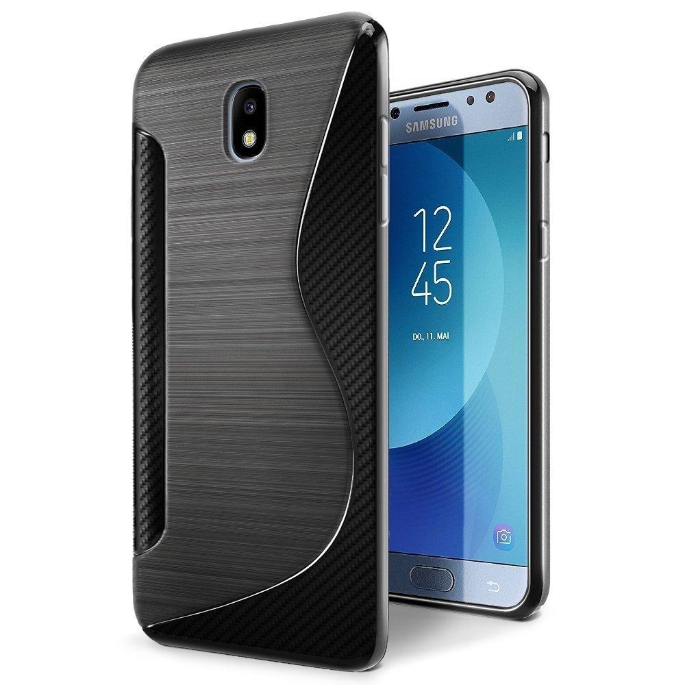Hoesje Samsung Galaxy J5 2017 Tpu Case Zwart Kopen Mobilesuppliesnl