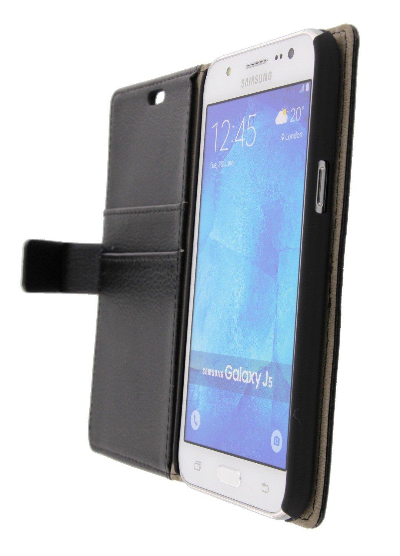 Samsung Galaxy J5 Hoesje Met Stand Zwart Online Kopen