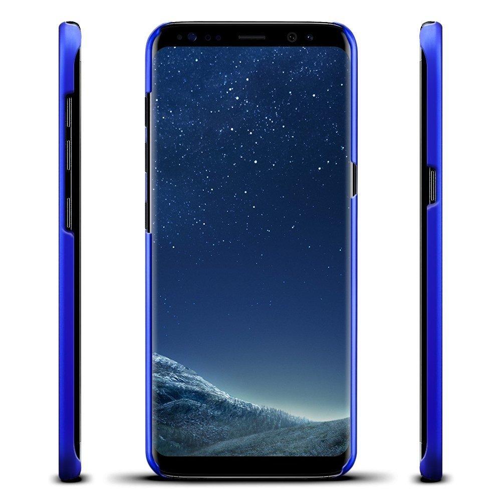 Hoesje Samsung Galaxy S8 Plus hard case blauw