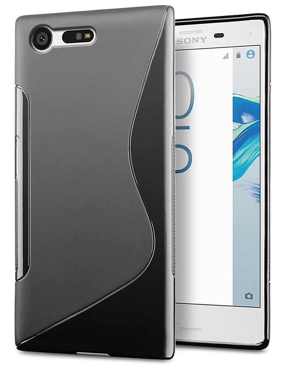 S-transparent Cas De Tpu De Ligne Pour Sony Xperia X Compacts E77f2PUOU