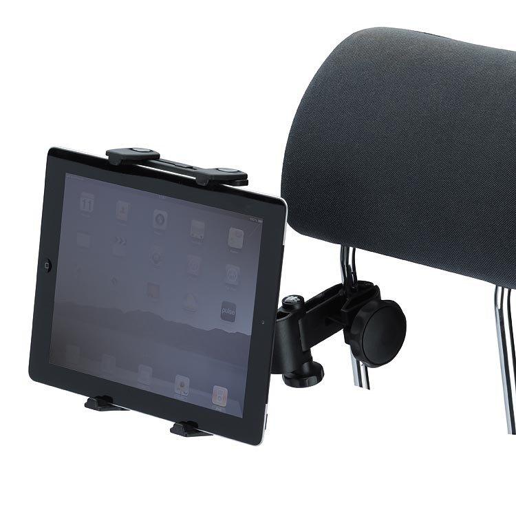 Universele tablet houder auto voor de hoofdsteun