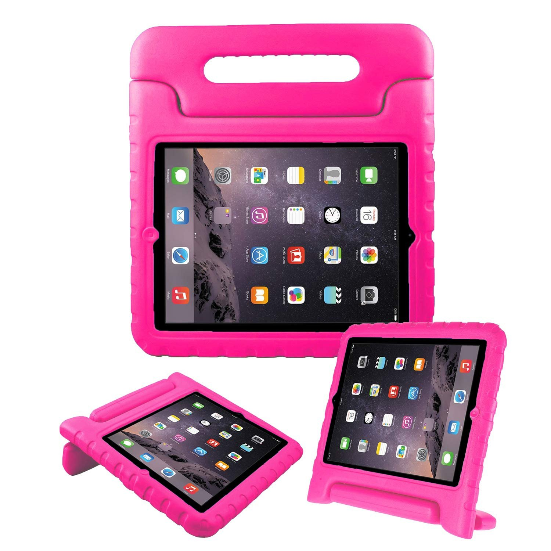 Kinder Tablet Roze.Kinder Hoesje Apple Ipad 2 3 4 Roze