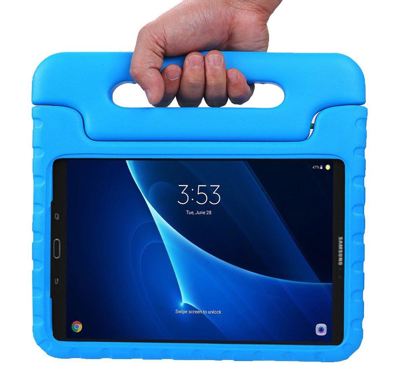 Kinder hoesje Samsung Galaxy Tab A 2016 (10.1) blauw