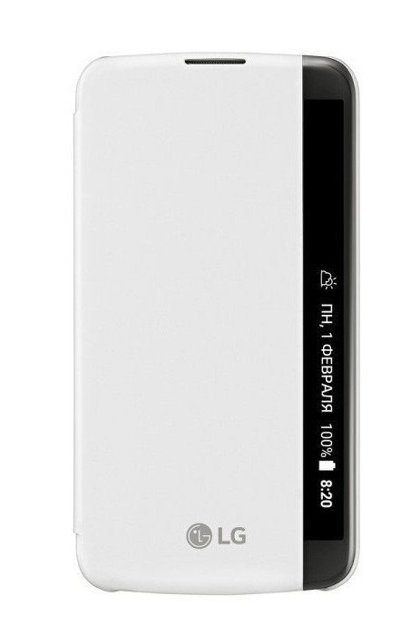 LG K10 Quick Cover View CFV-150 wit