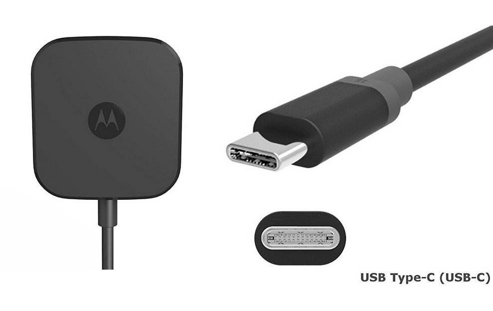 Motorola Turbo lader USB (15W) QC 3.0 SPN5912A