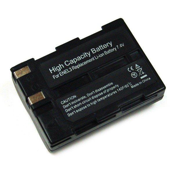Accu Nikon EN-EL3 Li-ion 1400 mAh