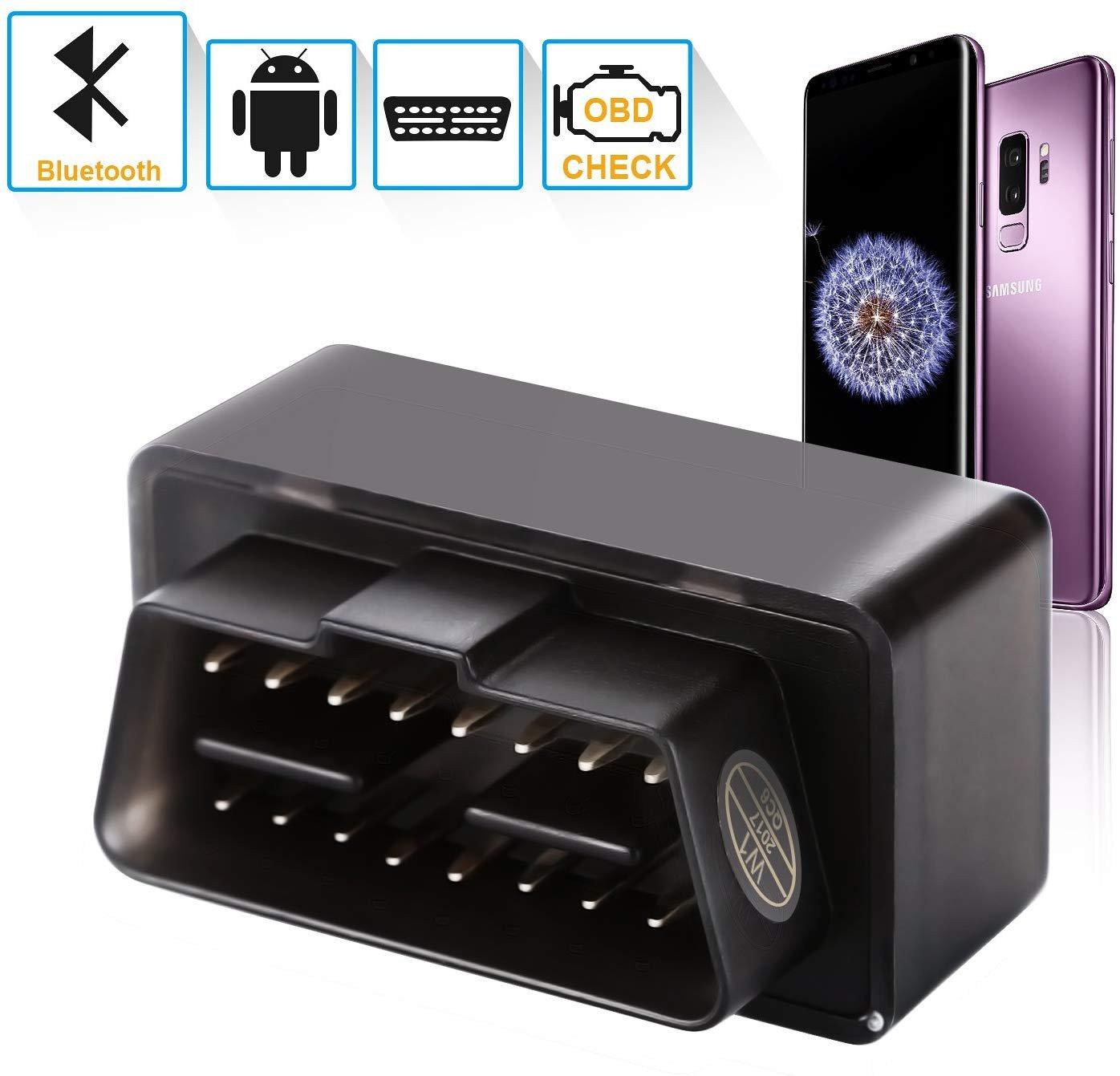 OBD2 Auto diagnostische scanner voor IOS, Android & Windows (Bluetooth OBDII)