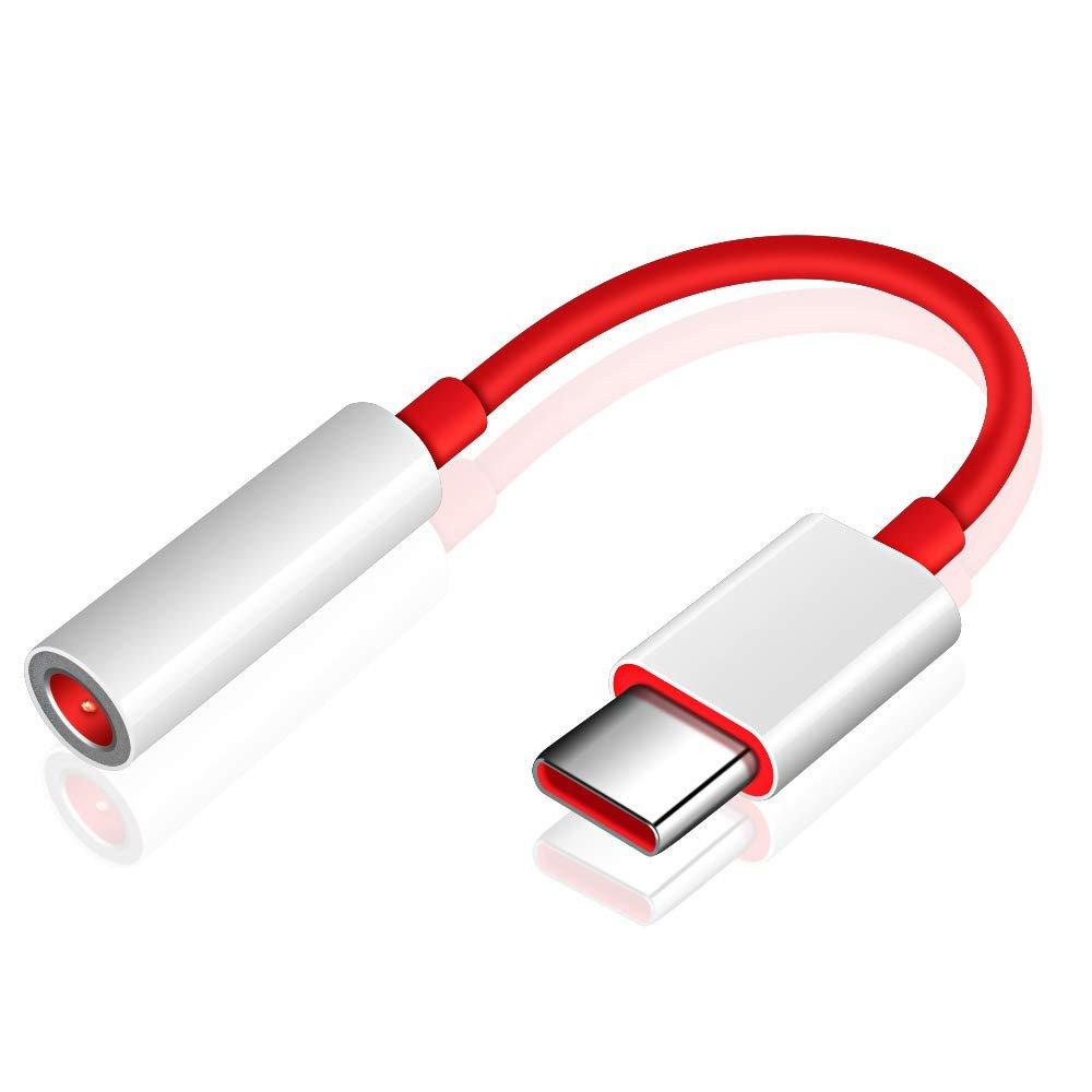 OnePlus USB-C naar audio jack 3,5mm kabel - 2180602