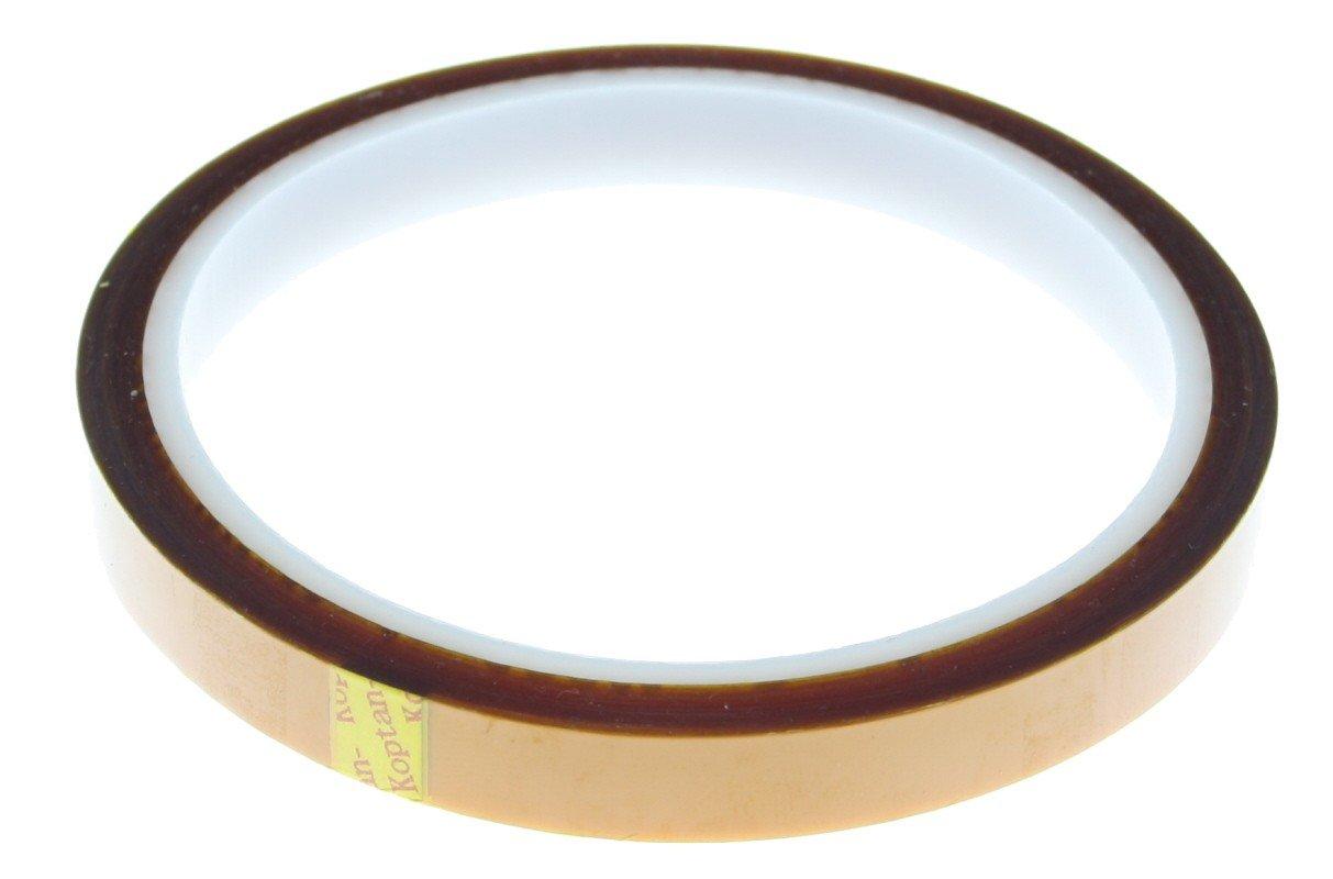Hittebestendige isolatie tape - rol 10mm x 33m