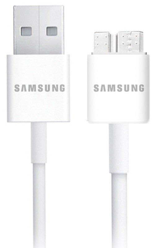 Samsung USB datakabel ET-DQ11Y0WE Micro USB 3.0 1,5m