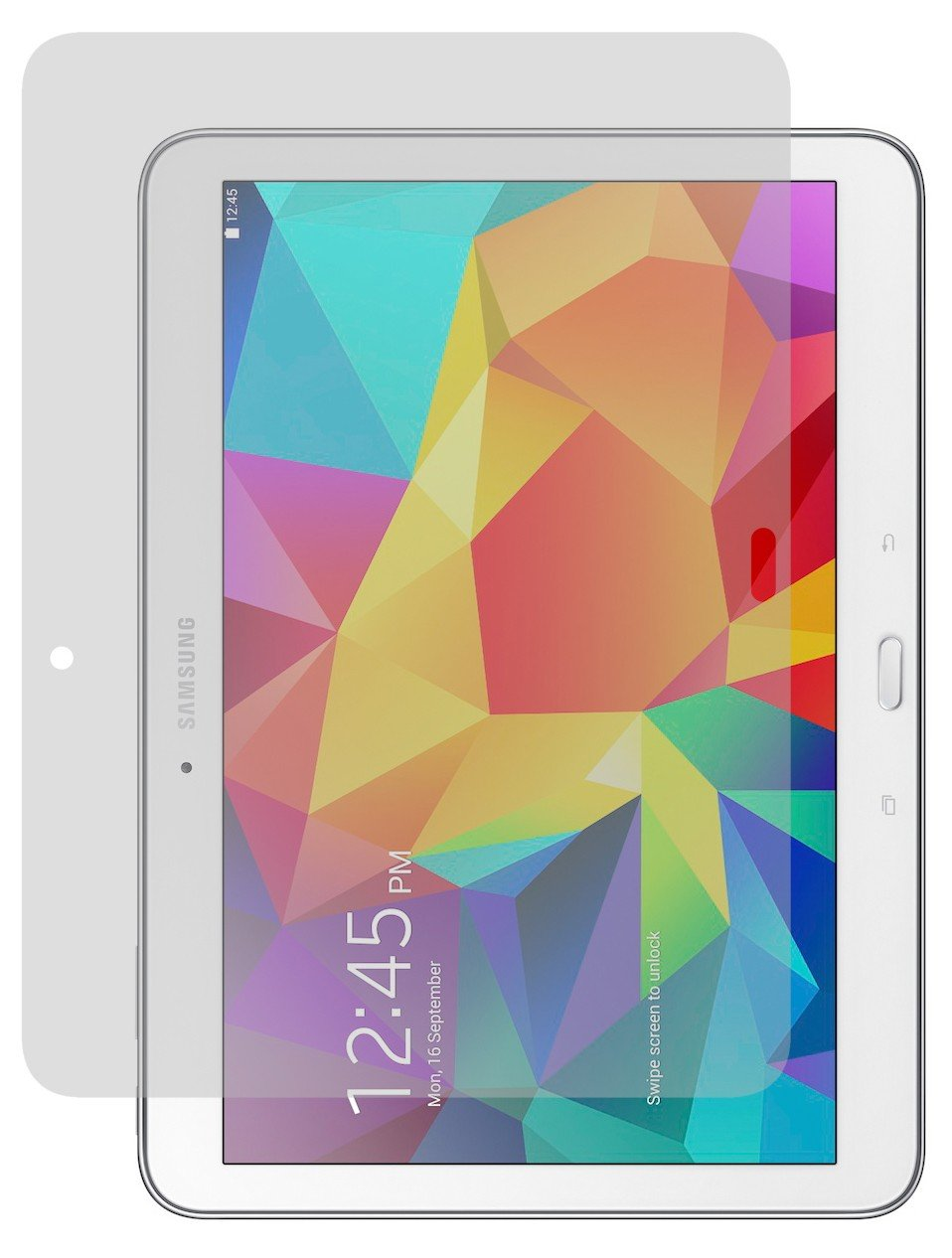 Screenprotector Samsung Galaxy Tab 4 10.1 anti glare