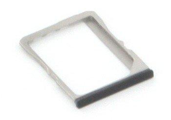 Sim kaart houder - simtray HTC One (M7) zwart
