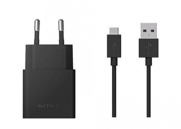 Sony laadset UCH12 Quick charger + UCB20 USB-C kabel