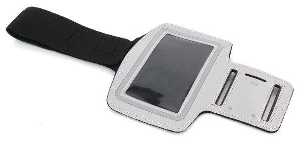 Sport armband universeel grijs XXL