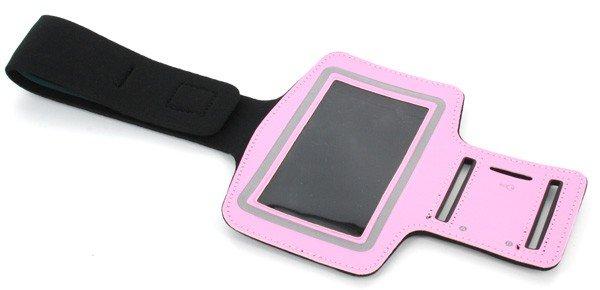 Sport armband universeel licht roze XXL