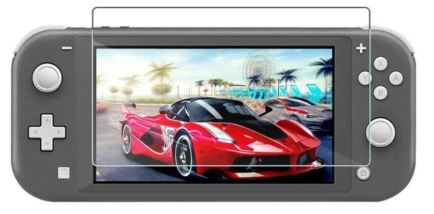 Tempered Glass Screenprotector Nintendo Switch Lite