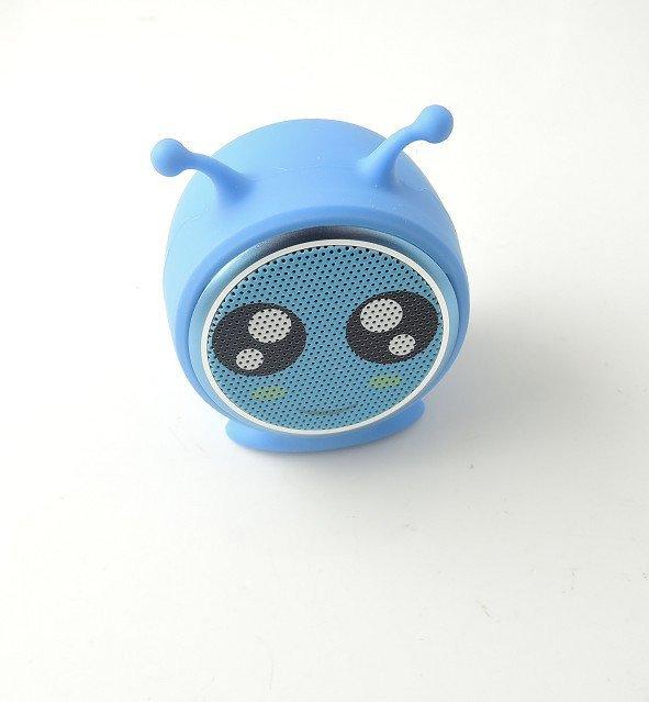 TWS Kids Mini draadloze speaker blauw