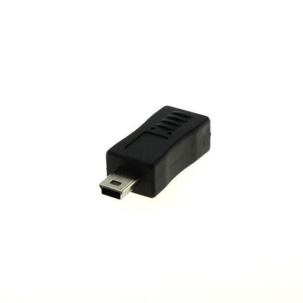 Verloopstekker Mini USB naar Micro USB