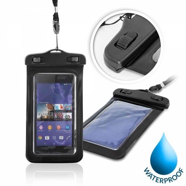 Waterdicht telefoonhoesje - universeel tot 5,8 inch
