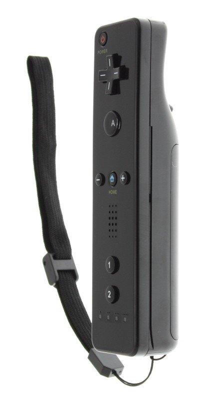 Wii compatibel remote controller zwart