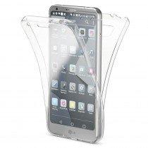 LG G6 TPU hoesje voor + achter
