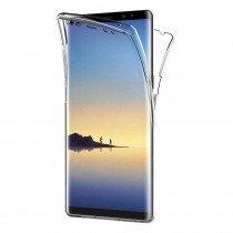Samsung Galaxy Note 8 TPU hoesje voor + achter