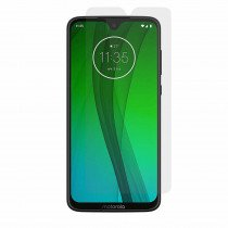 Tempered Glass Screenprotector Motorola Moto G7