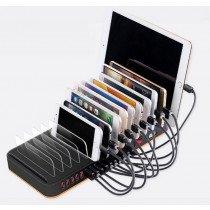 15 poorts USB laad station 100W