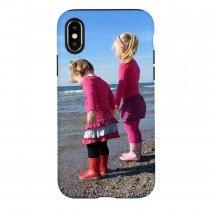 Telefoonhoesje met foto - iPhone X - Tough case - Voorbeeld 1