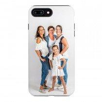 Telefoonhoesje met foto voor de iPhone 8 Plus - Tough case - Voorbeeld 1