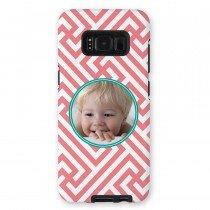 Telefoonhoesje met foto voor de Galaxy S8 - Tough case - Voorbeeld 1