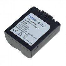 Accu Panasonic CGR-S006 Li-ion 750 mAh
