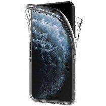 Apple iPhone 12 Pro Max TPU hoesje voor + achter