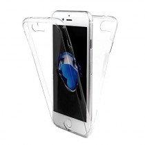 Apple iPhone 6 Plus TPU hoesje voor + achter