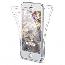 Apple iPhone 7 TPU hoesje voor + achter