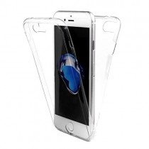 Apple iPhone 8 Plus TPU hoesje voor + achter