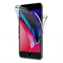 Apple iPhone SE (2020) TPU hoesje voor + achter