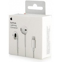 Apple lightning audio headset MMTN2ZM/A EarPods Blister