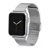 42mm horloge bandje RVS voor Apple Watch - Milanees